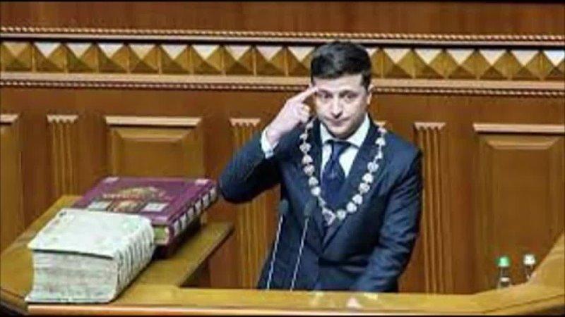 Зеленский принял самое жёсткое решение Порошенко ВСЁ Крым и Донбасс на оче