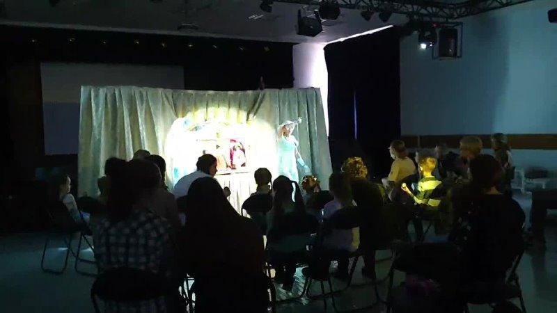 Лебединое озеро камерный кукольный спектакль в доме культуры Пересвет