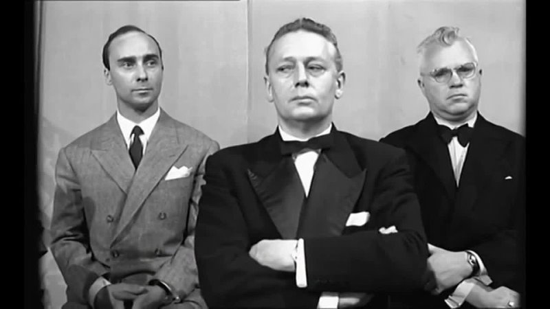 ЧЕЛОВЕК КОТОРЫЙ КОРОТКО СТРИГСЯ 1965 драма Андре Дельво