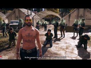 [Metallic Danny] Все концовки в Far Cry 5   плохая, хорошая и альтернативная (редкая) концовка