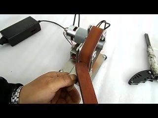 Компактная абразивная машина для заточки ножей