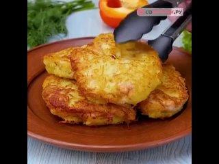 Куриные отбивные в картофельном кляре - ВКУС | Рецепты, кулинария