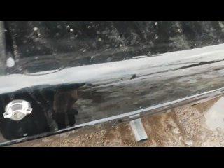 [Martjuha 89] Чёрный потолок на мою Volga Gaz 24 ЗМЗ V8.