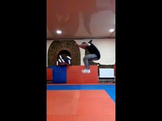 Мой прыжок  116 см .mp4