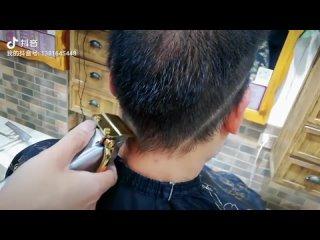 Машинка для стрижки волос kemei, металлическая, профессиональная, беспроводная, с жк дисплеем