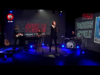 Francesca Michielin - Io non abito al mare (Suite102.5 Prime Time Live)