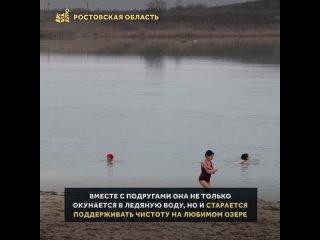 Дайверы и подводные охотники помогают жителям Ростовской области очищать водоемы от мусора