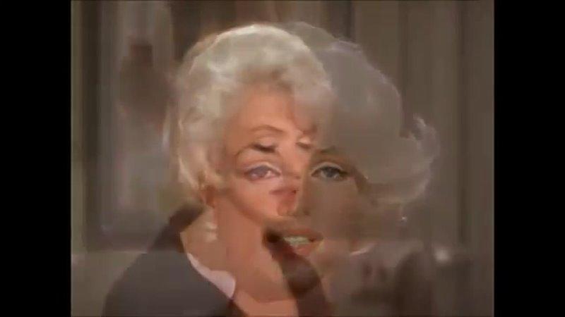 Merilyn Monroe feeling miserable Interview 1960