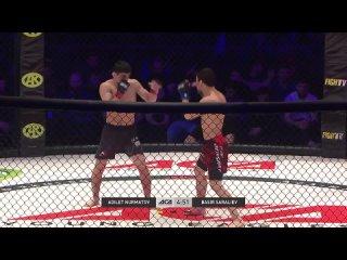 [ACA MMA] ACA YE 18 Адилет Нурматов (Кыргызстан) VS Башир Саралиев (Махачкала)