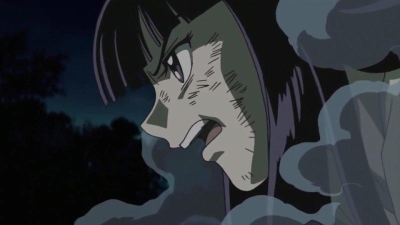 FRONDA Лес русалок Takahashi Rumiko Gekijou Ningyo no Mori 10 серия