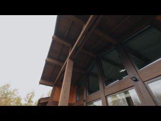 Деревянный дом Naturi по проекту «Симфония»