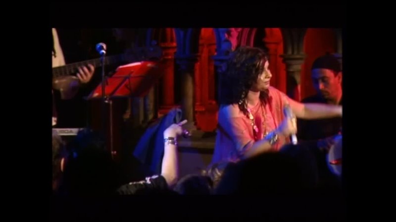 Natacha Atlas I Put A Spell On You Highlights From Union Chapel London ~ 4 June 2003