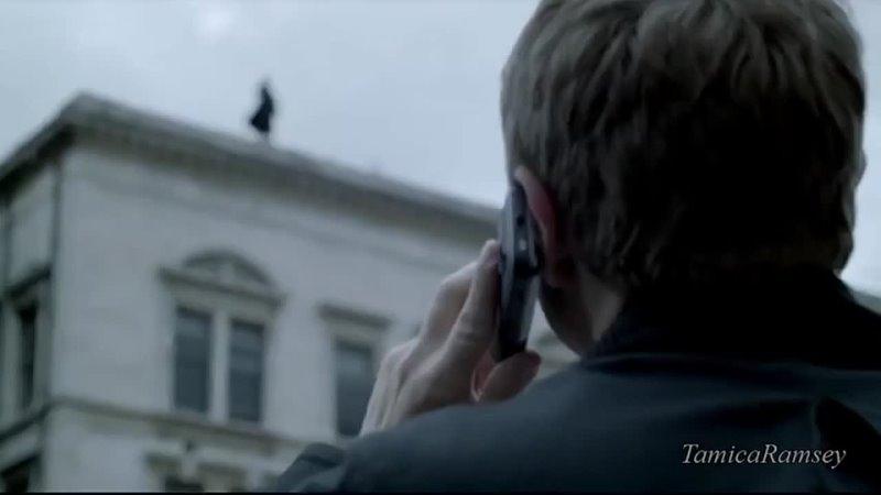 Sherlock BBC Комедиант