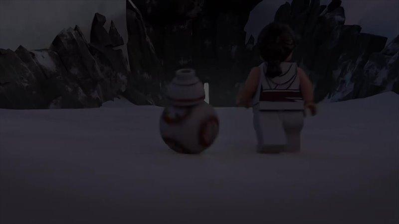 Rebel Я ПОСМОТРЕЛ LEGO Star Wars Holiday Special И ЭТО ЛУЧШЕЕ ЧТО Я ВИДЕЛ ЗА 5 ЛЕТ