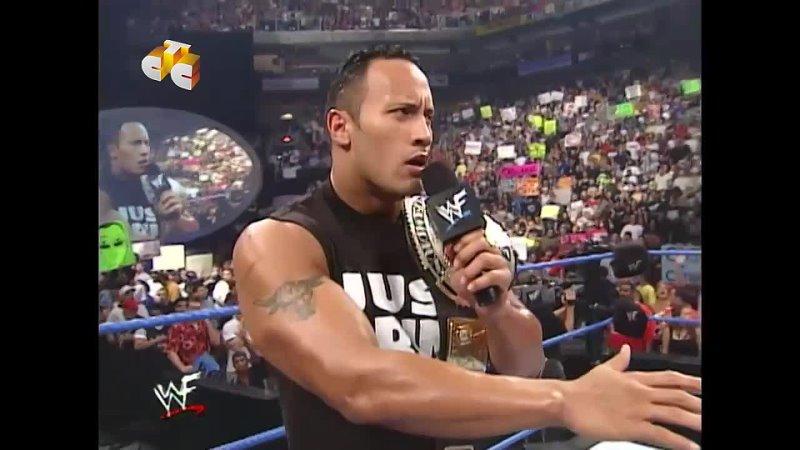 WWF SmackDown 14.09.00 HD