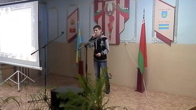 Встреча с выпускниками 2015 Кравцов Андрей Михайлович