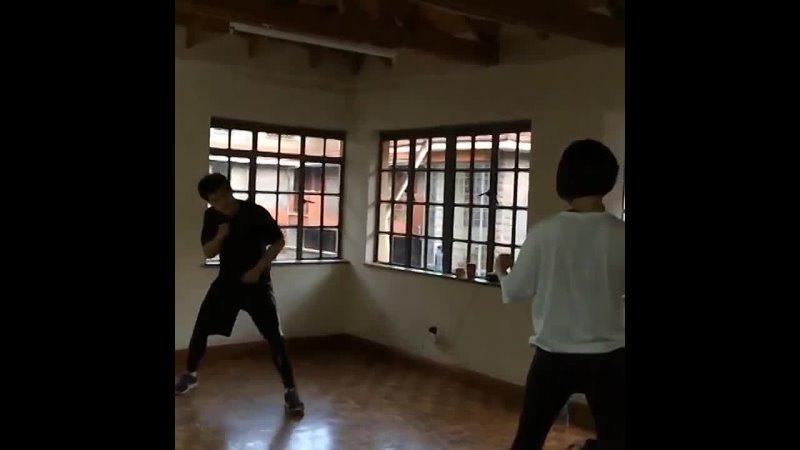 Тренировки Пэ Ду На