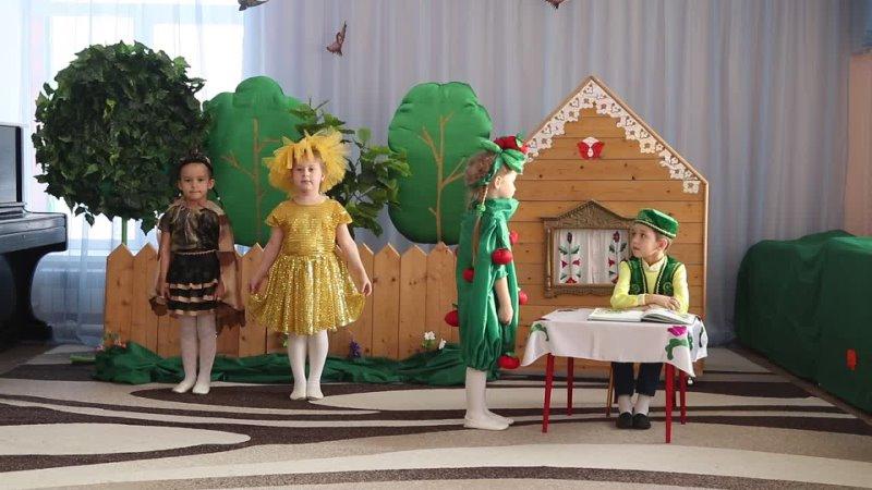 На конкурс Читаем Тукая. Участники № 117 - дс Аленушка, 4-6 лет, Мамадышский район