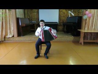 Русский матросский танец «Яблочко».