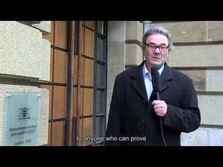 Dr. Stefan LANKA.  Sodni proces o obstoju virusa ošpic   -  Stuttgart, 16. 2. 2016
