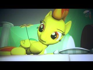 [SFM] My Russian Pony - Love Me Like You Do! [PMV]