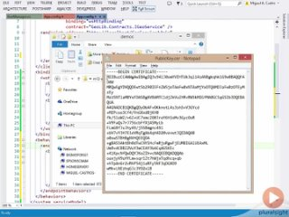 [13. Securing Services] 13_28-Get and Configure Public Key