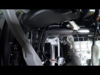 Защита от угона Toyota Crown - Защита блока сертификации