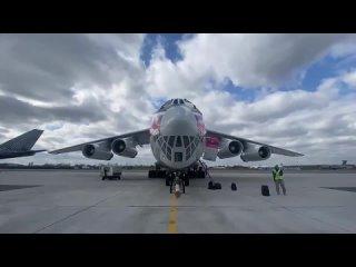Ил-76 МЧС РФ отправились в Индию