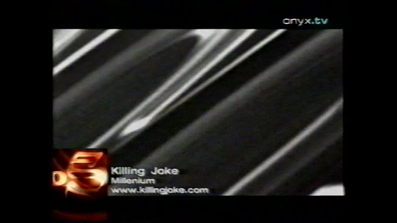 Killing Joke Millenium