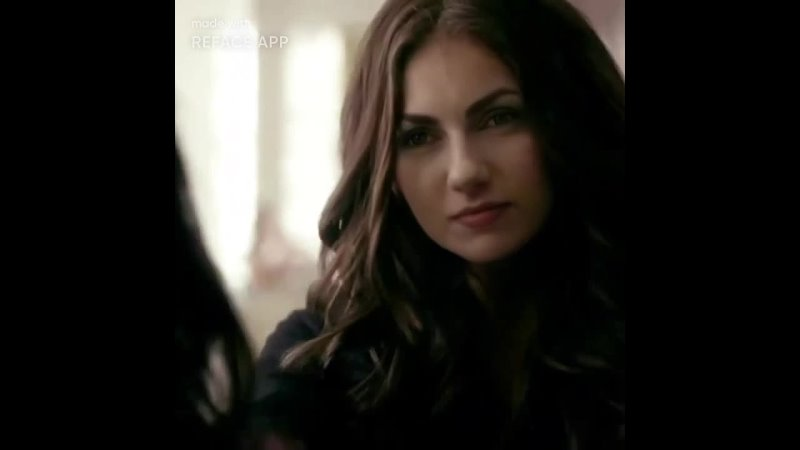 The Vampire Diaries 1 Reface App mp4