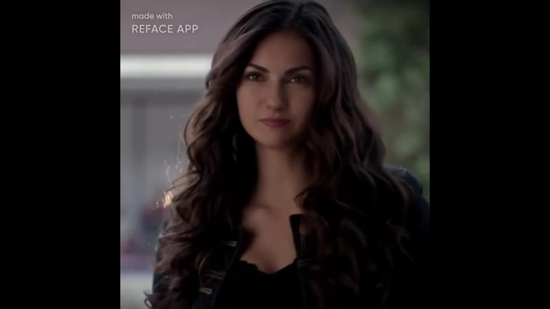 The Vampire Diaries 2 Reface App mp4