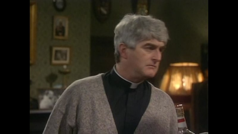 Отец Тед l Father Ted 2x02 Think Fast Father Ted