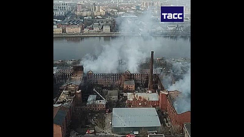 Владелец мануфактуры в Петербурге не исполнил предписания МЧС о нарушении безопасности