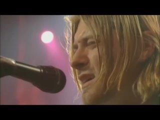 Nirvana - Pennyroyal Tea (Performance at the Sony Studios in New York City, USA on 18 November 1993)
