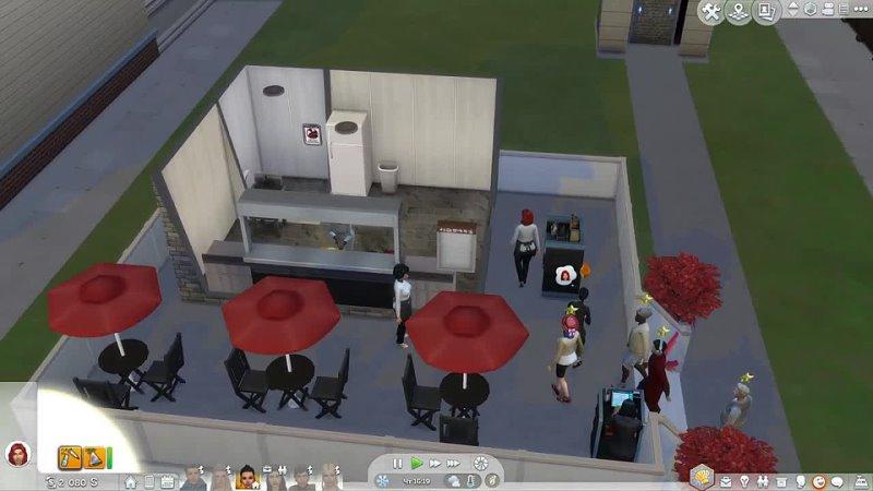 Dariya Rain ВЛЮБИЛАСЬ В ЖЕНАТОГО Династия Дисней Тиана The Sims 4 Disney Legacy Симс 4