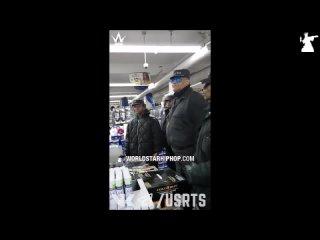 Чёрные Пантеры выясняют почему не продали птицу - Милуоки - 03/04/2018