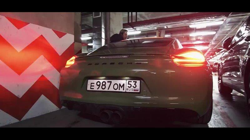 Асафьев Стас Что изменилось с момента покупки Porsche Cayman часть 2