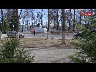 Сквер Подольских курсантов - претендент на благоустройство