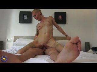 Yelena Vera Homemade [Mom,MILF,Mature,Blowjob,Foot Fetish,POV,зрелая,порно,секс ]
