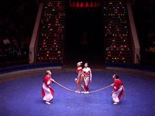 """Новогоднее представление """"Сказка в сказке"""" (1999)"""