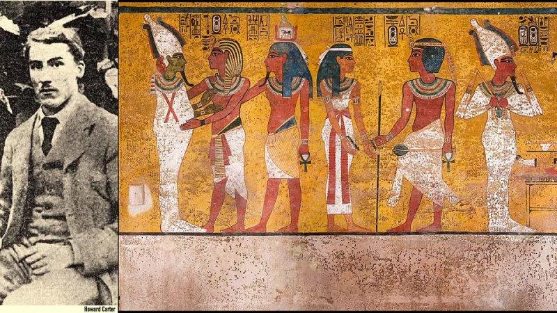 Das Tutanchamun Komplott Wie der Fund des Jahrhunderts inszeniert wurde