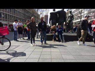 Marsch für die Freiheit, Stoppt den Lockdown, Rotterdam 🇳🇱