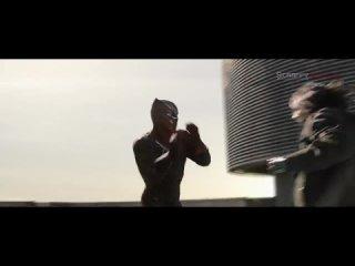 Чёрная Пантера против Зимнего Солдата. Первый мститель_ Противостояние.