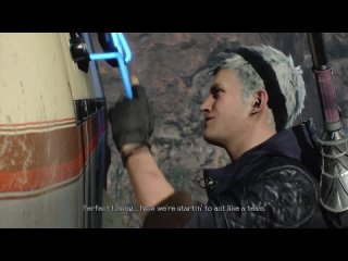 Perfect Timing (c) Nero (Devil May Cry 5)