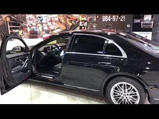 Новинка 2021 Mercedes  Tuning   в Авто Ателье АврорА