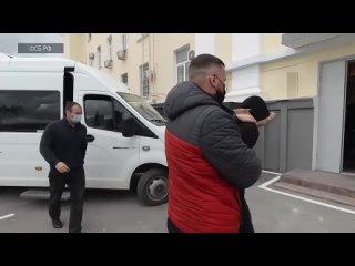 Задержание передававшего Украине данные о Черноморском флоте