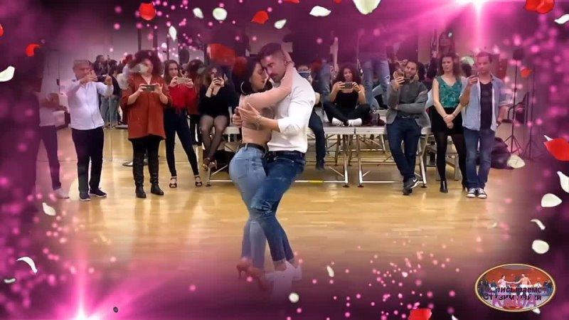 Красивые танцы и музыка Kike Nahir