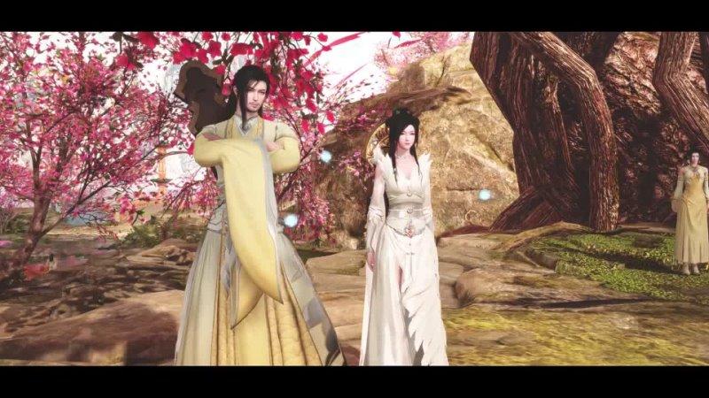 Трейлер Swords of Legends Online класс Бард