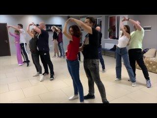 Бачата. Хореография. Занятия в школе танцев PALLADIUM ()