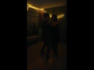 Урок по танцам 1первый